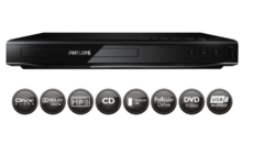 Reproductor de DVD Philips DVP2880X/77